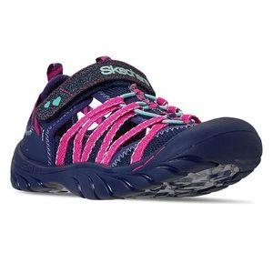 NWT Girls Skechers Glimmer Brights Sandals